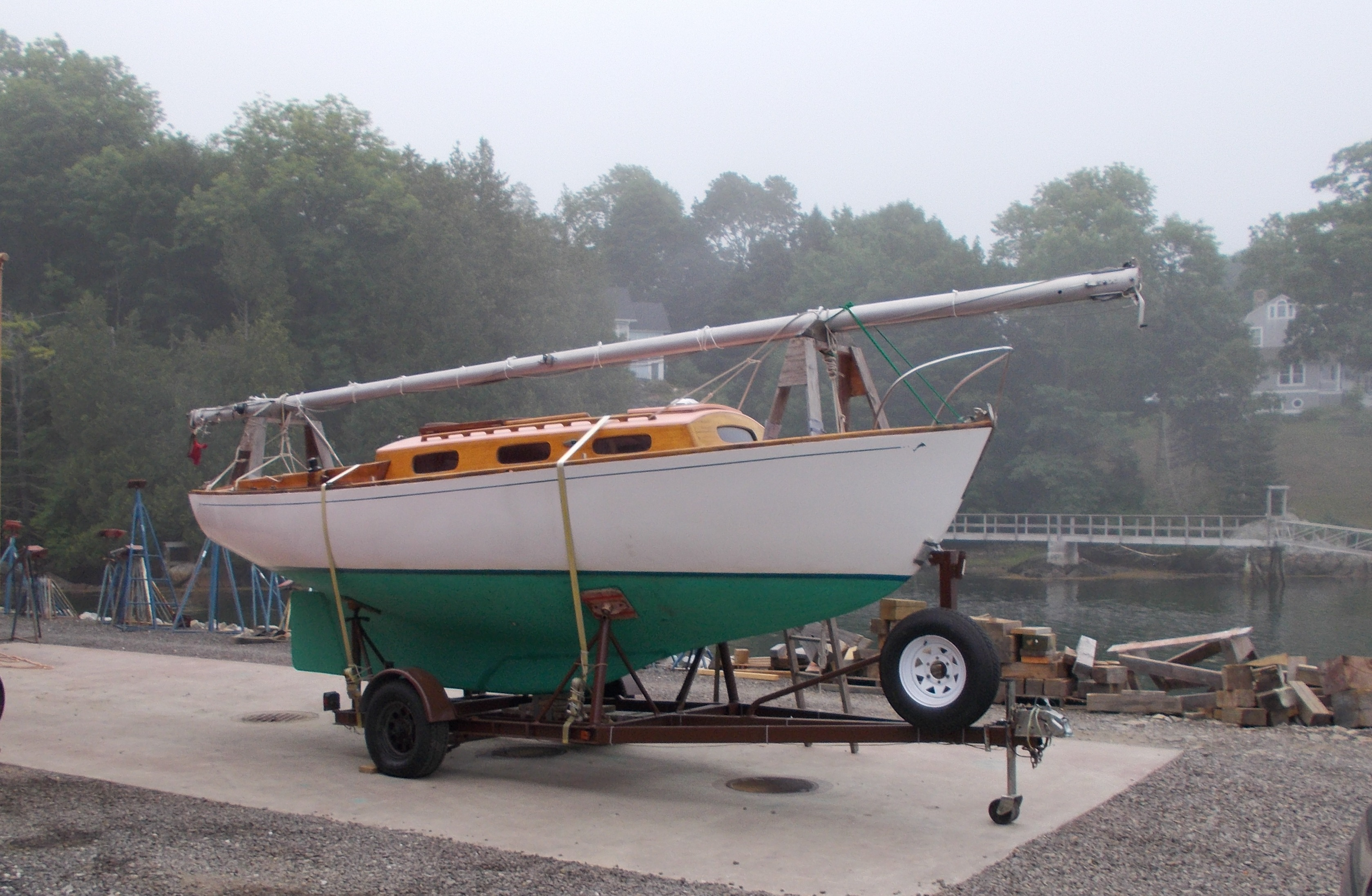 A Website For Dolphin Owners And Others Interested Return From Wiring Boat Trailer To Trailers Trip Click Here