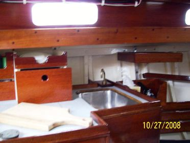 A website for dolphin owners and others for The galley sink price